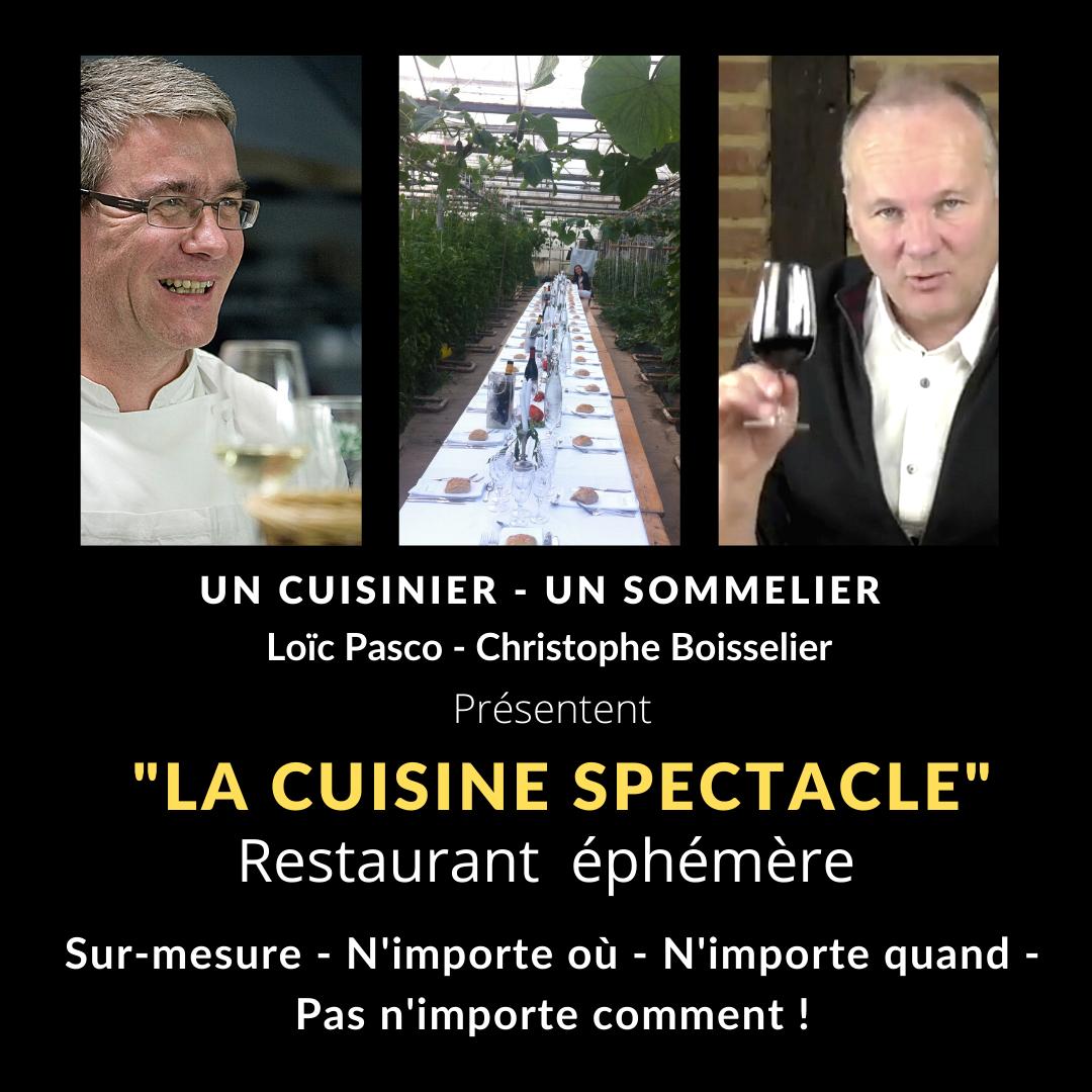 Cuisine spectacle 1