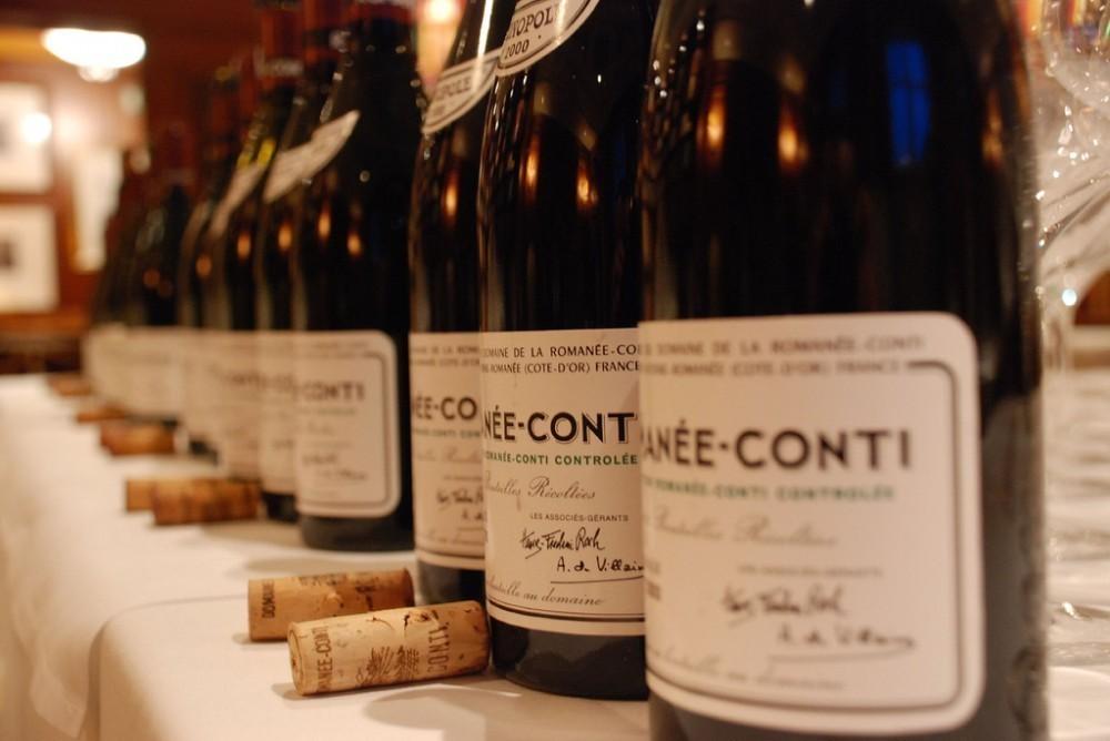 La Romanée Conti, un des meilleurs vins rouges au monde