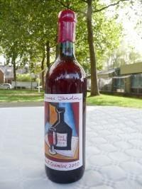 Le vin de  Rennes