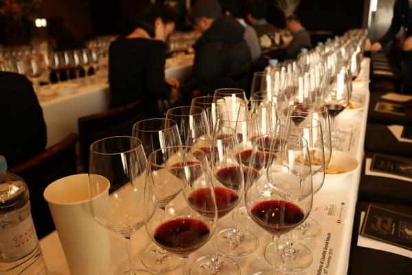 wines tasting